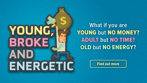 Young, Broke and Energetic