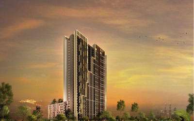 Condos At Cheras Mostly May Lack Of Serenity & Greenery, Whereas This New Condo Project Has Unblocked Scenic Mountain Views