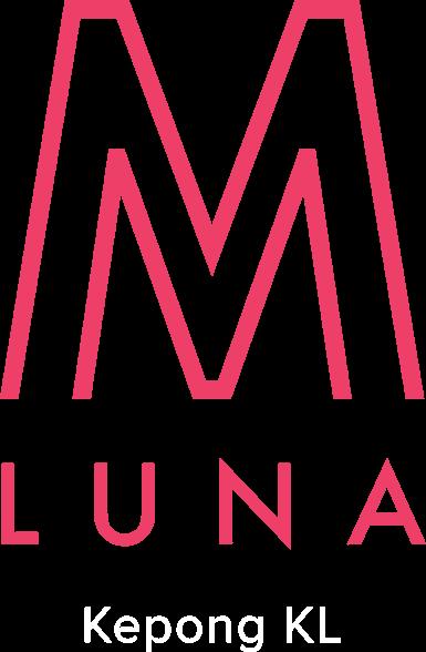 M LUNA Logo